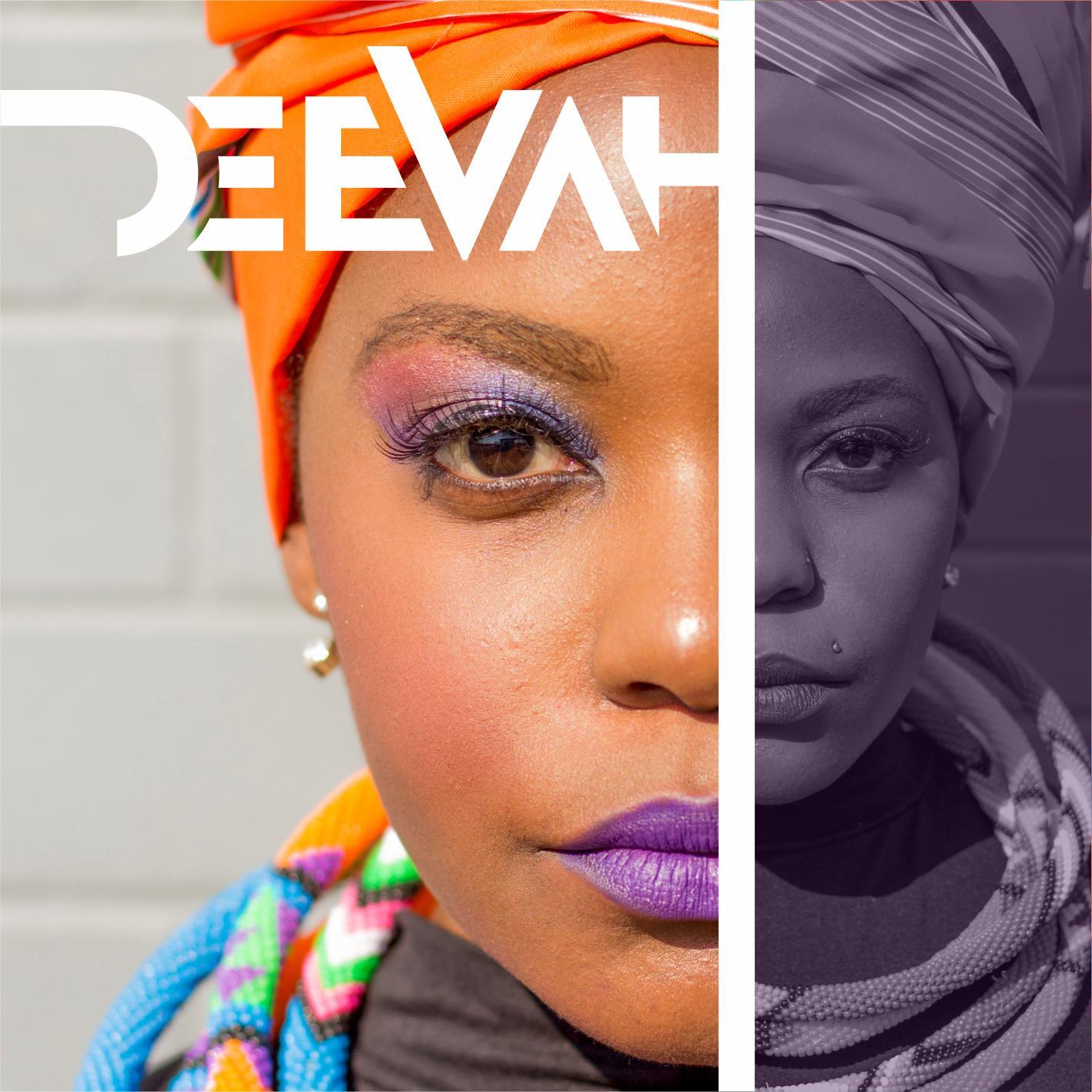 DeeVah – CD Cover 2