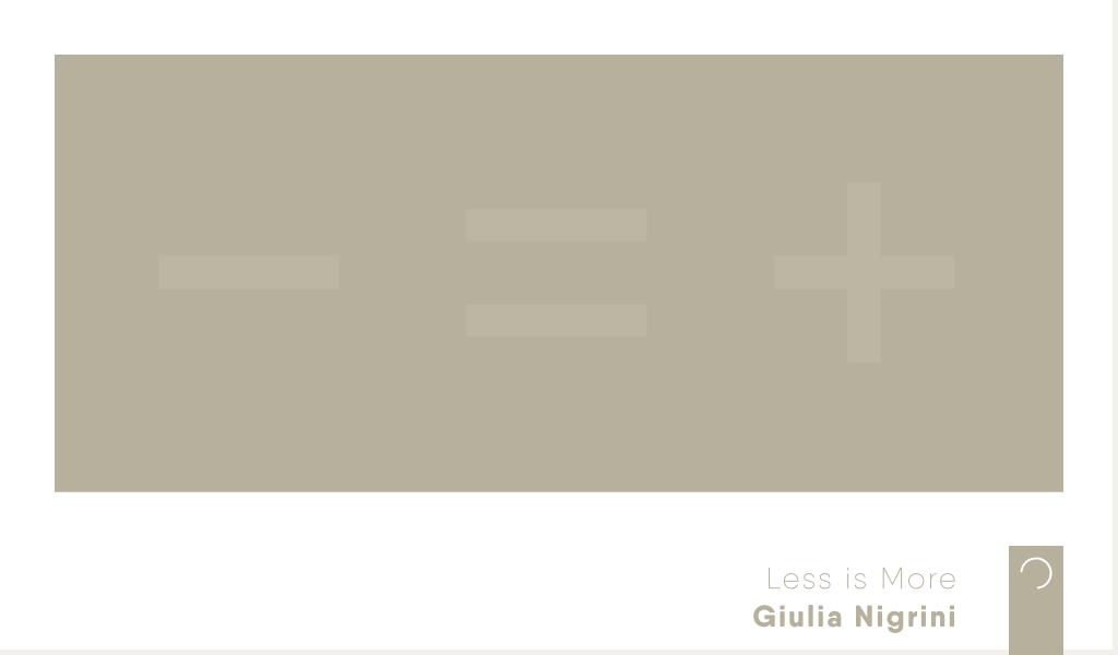 Less-is-More-ontwerp-Giulia-Nigrini