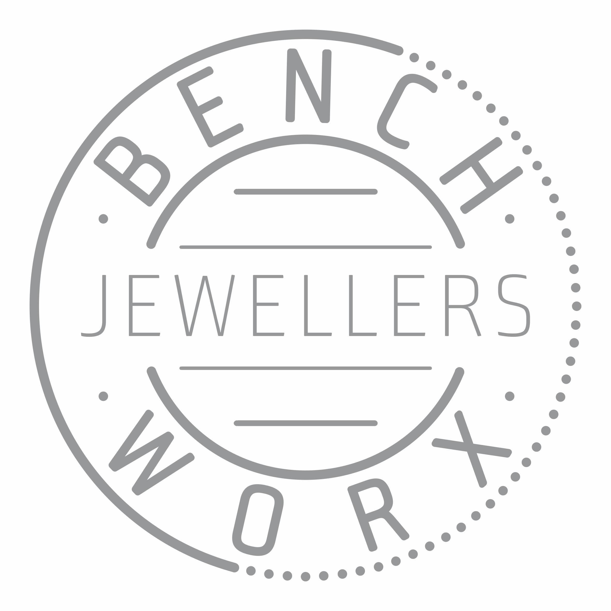 BenchWorx Jewellers Logo design – Final