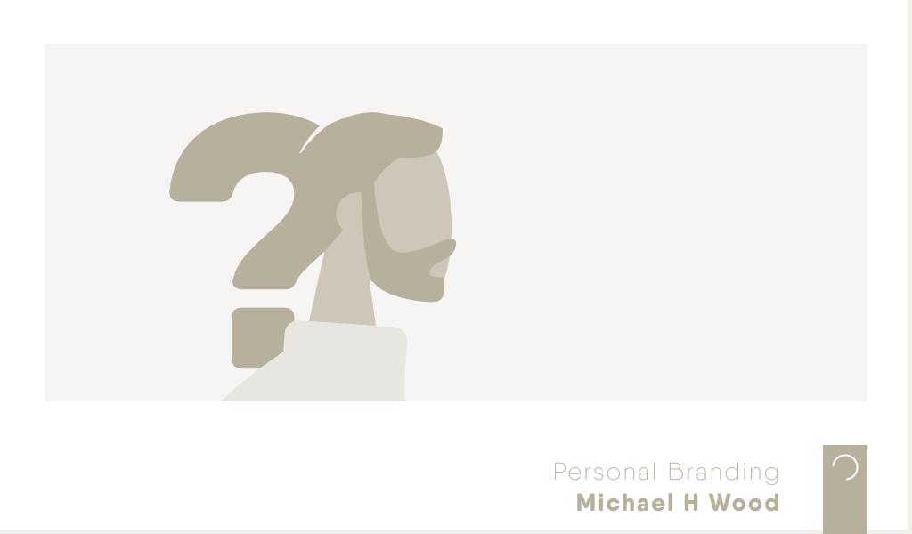 Personal-Branding-ontwerp-Michael-H-Wood